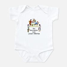 Struwwelpeter - Zappelphilipp Infant Bodysuit
