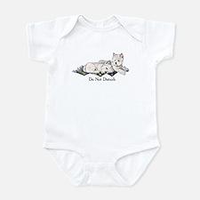 WestHighland White Terrier Da Infant Bodysuit