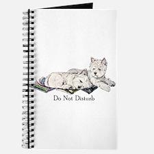 WestHighland White Terrier Da Journal