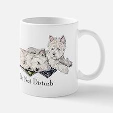 WestHighland White Terrier Da Mug