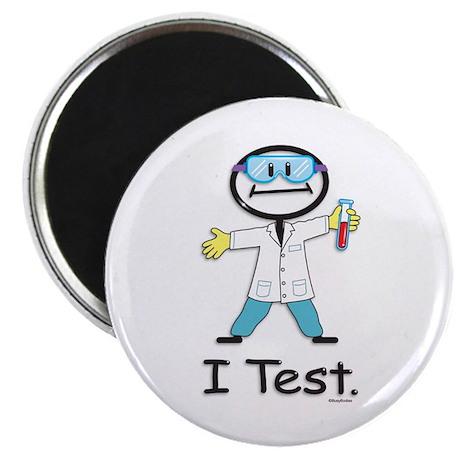 Medical Lab Tech Magnet