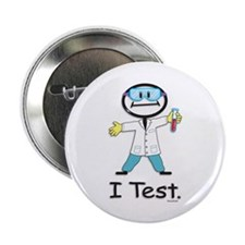 "Medical Lab Tech 2.25"" Button"