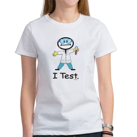 Medical Lab Tech Women's T-Shirt