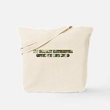 Golden Gives Bird Tote Bag