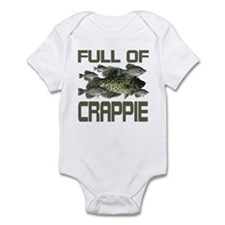 Full of Crappie Infant Bodysuit