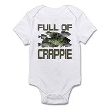 Full of Crappie Onesie