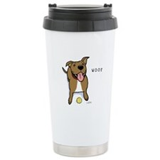 Woof Dog Travel Mug