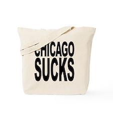Chicago Sucks Tote Bag