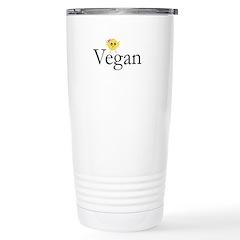 Vegan Chick Travel Mug