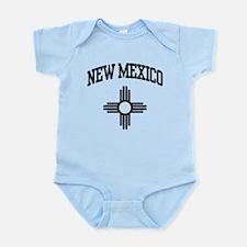 New Mexico Infant Bodysuit