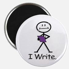 BusyBodies Writer Magnet
