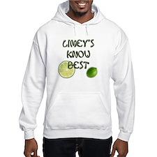 """""""Limeys Know Best"""" Hoodie"""