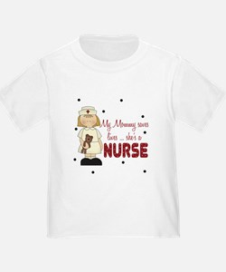 Mommy saves lives NURSE T