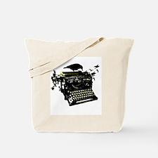 Typewriter Tote Bag