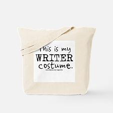 Writer Costume Tote Bag