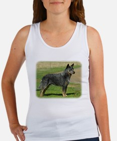 Australian Cattle Dog 9F060D-06 Women's Tank Top