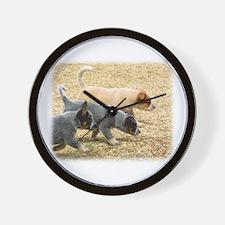 Australian Cattle Dog 8T57D-18 Wall Clock
