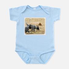 Australian Cattle Dog 8T57D-18 Infant Bodysuit