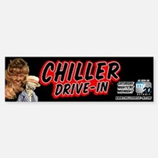 Chiller Drive-In Bumper Bumper Bumper Sticker