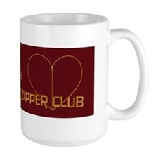 Zipper Club Mug