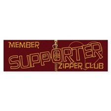 Supporter Bumper Bumper Sticker