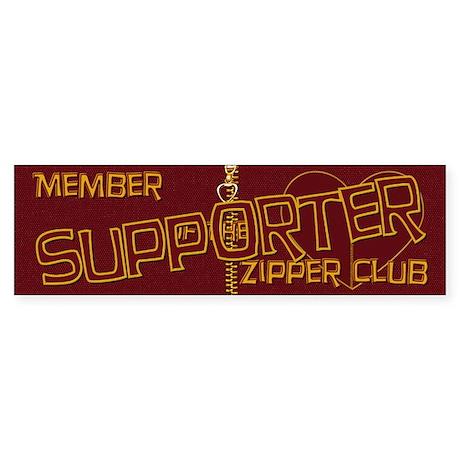 Supporter Bumper Sticker