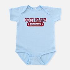 Coney Island Infant Bodysuit