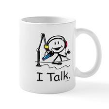 BusyBodies Radio Talk Show Host Mug