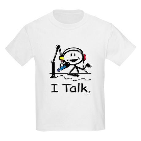 BusyBodies Radio Talk Show Host Kids T-Shirt