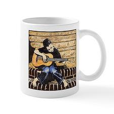 Guitar Boy Mug