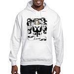 Lepage Family Crest Hooded Sweatshirt