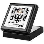 Lepage Family Crest Keepsake Box