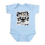 Lepage Family Crest Infant Creeper