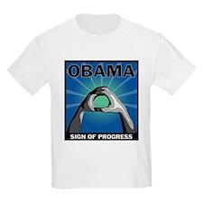 Obama Salute T-Shirt