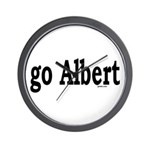 go Albert Wall Clock