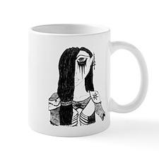 Unique Warrior fairy Mug