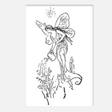 Fairy Illustration Postcards (Package of 8)