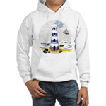 Mystic Lighthouse Hooded Sweatshirt