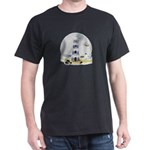Mystic Lighthouse Dark T-Shirt