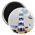 "Mystic Lighthouse 2.25"" Magnet (10 pack)"