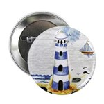"Mystic Lighthouse 2.25"" Button (10 pack)"
