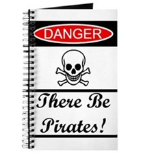 Danger - There be pirates Journal