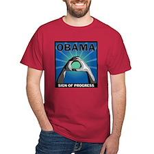 Obama Salute T-Shirts