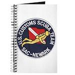 Customs Dive Team Journal