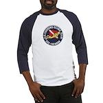 Customs Dive Team Baseball Jersey