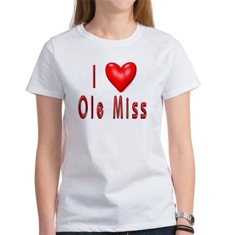 Ole Miss Women's T-Shirt