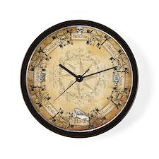 HP Clock Wall Clock