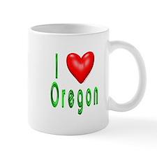 Love Oregon Mug