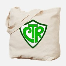 """CTR """"Choose the Right"""" Tote Bag"""