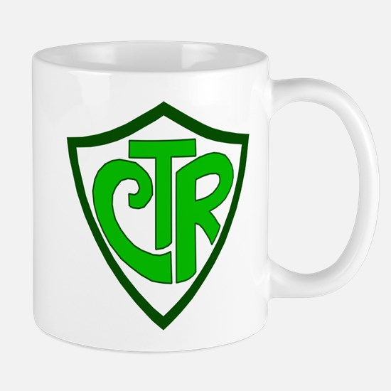 "CTR ""Choose the Right"" Mug"